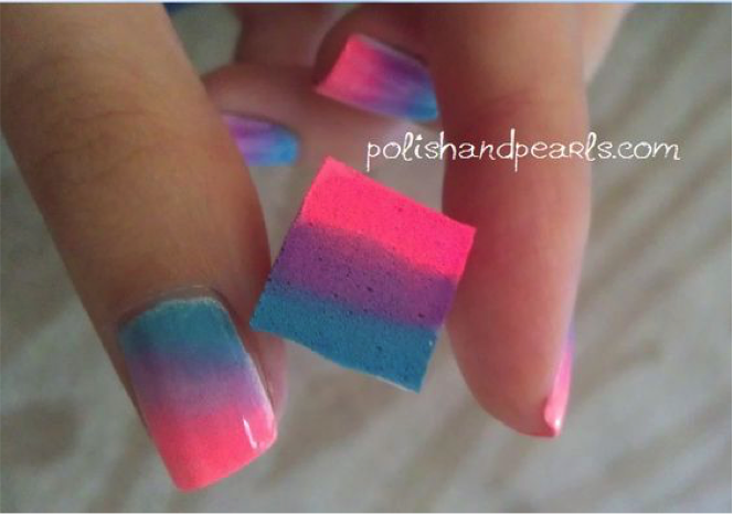 Nail Polish Tricks