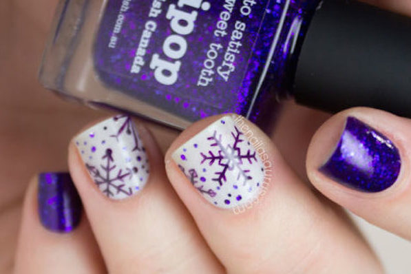 top 10 christmas nail designs