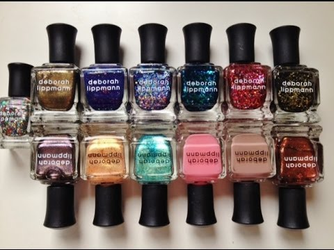Top 10 Name Brand Nail Polish - Sparkly Polish Nails