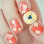 Fashionable Colors and Nail Art Designs for Short Nails