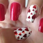 Adorable Valentine's Day Nail Designs