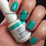 Teal Nails for Cervical Cancer Awareness