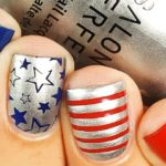 4th of July Themed Nails