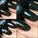 Review for Darling Diva Back in Black Collection + Swatch