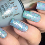 Daydream with this Sweet Dreamy Pastel Nail Design