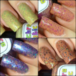 Review for Fanchromatic Nails Spam + Swatch