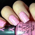 Lovely Pink Nail Art