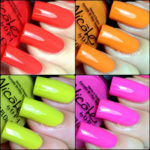 Nicole by OPI LE Tinker Bell Collection + Swatch