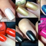 Review for OPI Mustang Collection + Swatch