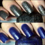 Review for OPI DS Raw Granite + Swatch
