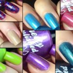 Review for Pretty & Polished Summer Fun Collection + Swatch