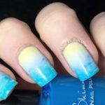 Beach-inspired Manicure