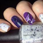 Ursula-inspired Manicure
