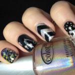 Random Design Manicure