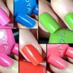 Review for Zoya Tickled Collection + Swatch