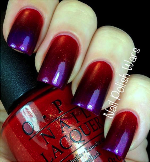 Red Nail Art