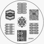 Review for Emily de Molly Stamping Plates