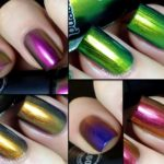 Review for Dance Legend Chameleon Collection + Swatch