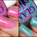 Review for Glam Polish Eeny Meeny Miny Moe & Fraggle Rock + Swatch