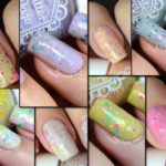 Review for Glitter Daze – A Floral Soiree Collection + Swatch