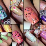 Review for Glitter Daze – Flashback Collection + Swatch