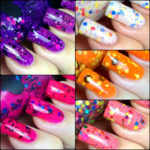 Review for Nostalgic Nail Lacquer Punky Power Collection +  Swatch
