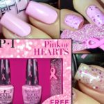 Review for OPI Pink of Hearts Collection + Swatch