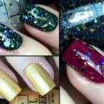 Review for OPI Gwen Stefani Holiday – Rollin' in Cashmere Trio + Swatch