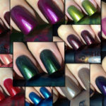Review for Salon Perfect's First Look Fall Polish Forecast Collection + Swatch