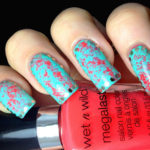 Glequin Nail Art