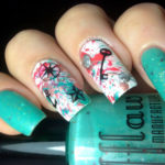 Tattoo Style Nail Art