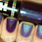 Accent Tigress Nail Art Design
