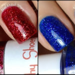 Review for Vermelho Marcia Lima Dorothy Shoes and Heart of the Ocean + Swatch