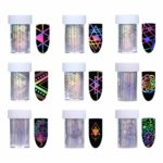 Water Slide Decals for Easy Nail Art